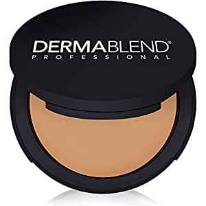 Dermablend Intense Powder Camo Compact Foundation - TOAST (Medium Build able to High Coverage)