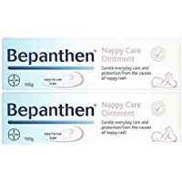 Bepanthen Diaper(Nappy) Care Ointment 100g – 2 Pack