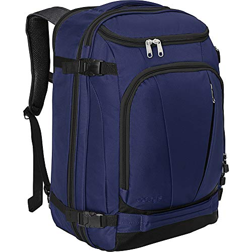 eBags TLS Mother Lode Weekender Convertible Carry-On Travel Backpack – Fits 19 Laptop