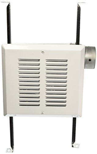 outlet Air King FRAS50 Fire-Rated Exhaust Bath Fan with 50-CFM and 3.0-Sones, White Finish