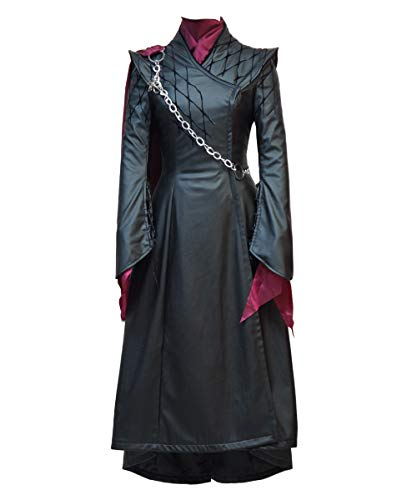 Expeke Women Halloween Queen Daenerys Costume Dress for sale  Delivered anywhere in USA