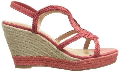 SODASIPHON Bree Ss14-s-51 - Sandalias para mujer, color Rojo (Rouge (Coral))