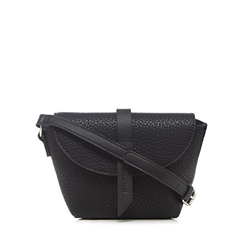 The Womens Tab Front Black Bag Body Cross Collection wwAqH6x5rT