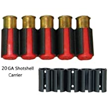 Ultimate Arms Gear Browning 20 Gauge Shotgun Stock Shot Shell Shotshell Ammo Tactical Carrier Holder