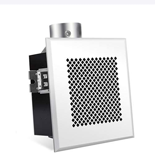 XLEVE サイレント排気ファン、平方フィートルーム強い換気のための適切な改良されたエアフロー空気循環用ファン超静音排気