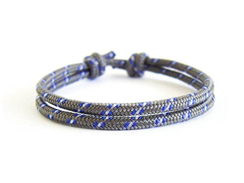 Simple Bracelet for Men, for Guys, String Jewelry Designs. Adjustable - Elegance Tennis Bracelets