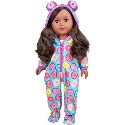 myLife Brand Products My Life As Poseable Sleepover Host African American WalMart SG/_B07KV5GWW9/_US
