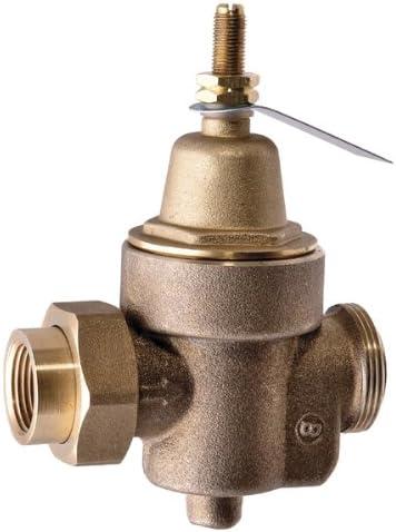 New Watts Lfn55bm1 Water 50psi Bronze 3 4 In Npt Pressure Reducing Valve B317144 Amazon Com Industrial Scientific