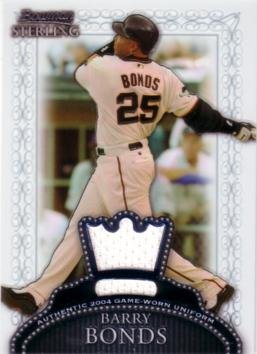 2005 Bowman Sterling Game - 2