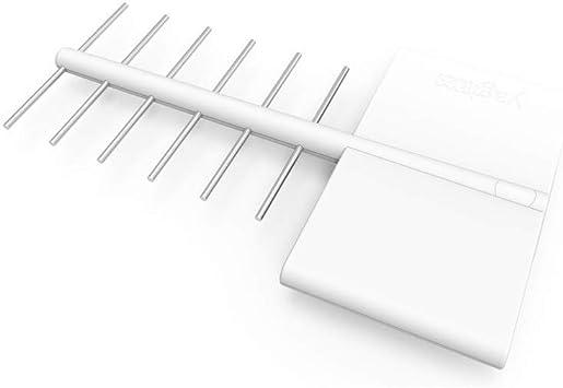 Metronic 425030 - Antena amplificada 4G, Compatible 4K (Type ...