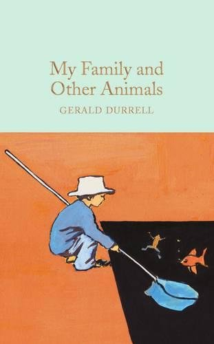 book cover of My Family and Other Animals