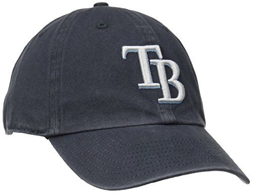 tampa-bay-rays-clean-up-adjustable-cap