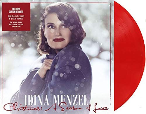 Christmas: A Season of Love - Exclusive Limited Edition Red Colored Vinyl LP (Season Christmas Of The Love)