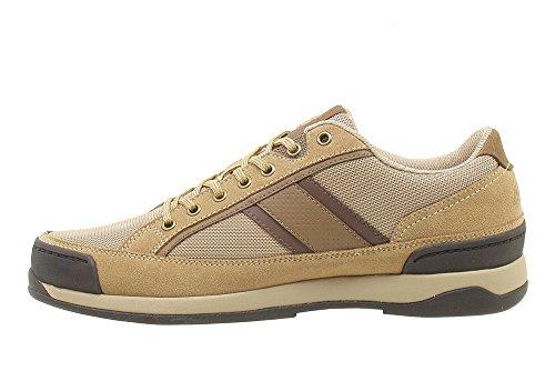 Akron - Walk - Sneakers mit Vibram Sohle Beige