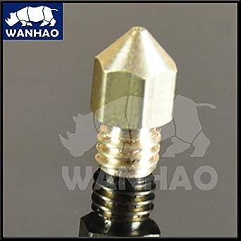 Amazon.com: HEASEN Wanhao - Boquilla para impresora 3D MK10 ...