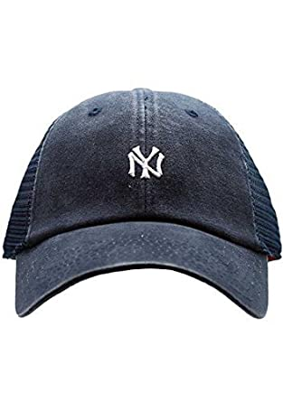 af9cc1a4 Image Unavailable. Image not available for. Color: American Needle New York  Yankees Raglan Bone Micro Hat ...