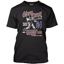 Bathroom Wall Bruce Springsteen Inspired Glory Days, Men's T-Shirt