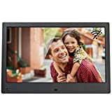 NIX Advance 13 Inch Digital Photo Frame X13C- Full HD Digital Photo & Video Frame with Motion Sensor, Auto Rotate, Slideshow, Calendar Function, USB/SD Card Slots