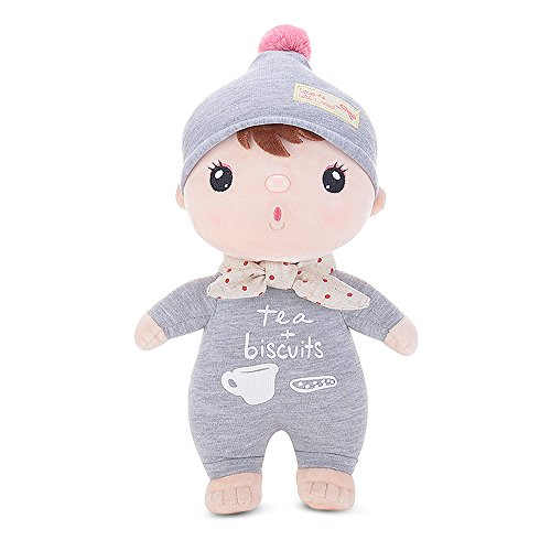 Infant Stuffy Costume (BELK Dollhouse Fancy Costume Baby's Tots Huggable Fabric Doll Soft Cotton Stuffed Toy 12
