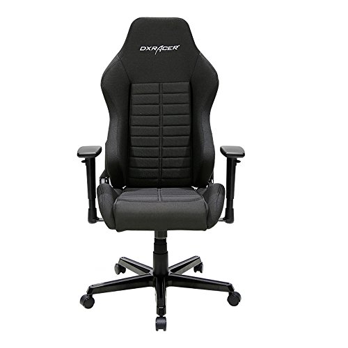 DXRacer Drifting Series DOH/DM132/N Racing Bucket Seat Office Chair Gaming Chair Ergonomic Computer Chair eSports Desk Chair Executive Chair Furniture With Pillows (Black)
