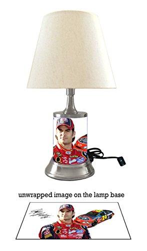 Jeff Gordon Lamp with shade (Jeff Gordon Light)