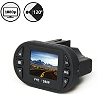 RVS-400C Compact HD Dash Camera by Rear View Safety