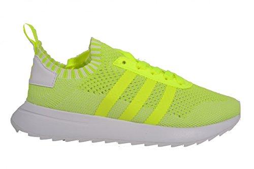 Schuhe Women FLASHBACK Sneaker Gelb Sneaker BY2797 Adidas wFq6Pxax