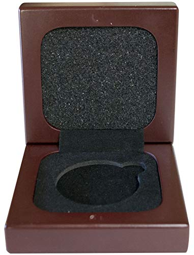 Thryvin Coin Display Case - Single Coin/Medallion Case - Factory Seconds ()