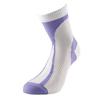 1000 Mile Racer Women's Mid-Height Running Socks - AW16 - Small - Purple