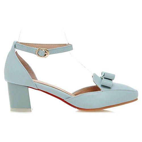 Donne Sweet Blue Scarpe Bow Melady 6Czfn