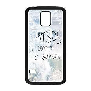 Retro Design The Music Band 5SOS for Samsung Galaxy S5 Case ARL743504