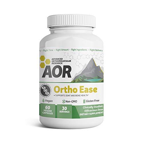 (AOR - Ortho Ease, V-Caps, 60 Count)