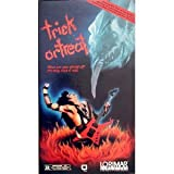 Trick or Treat VHS Tape