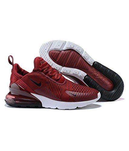 e349df3c7b3a58 MAX AIR Airmax 270 Men s Red Sports Shoes  Buy Online at Low Prices in  India - Amazon.in