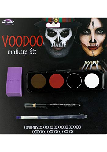 BBP Computers Fun World Voodoo Makeup Kit Standard]()