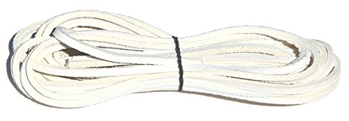 HUNTER GREEN FeetPeople Flat Laces 27-72 inches 2 Pair Pack