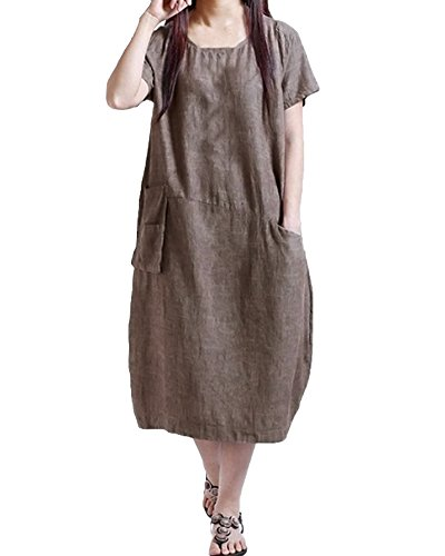 4x house dresses - 3