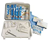 Burn Care Kit, 138 Piece, Plastic