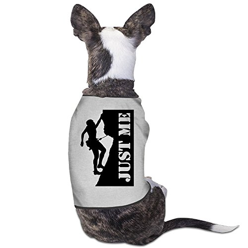 - Newest Just Me Climbing Cool Dog Clothes Dog Sweater Coats Jackets