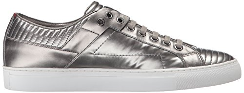Hugo Boss Men's Futurism Fashion Sneaker Silver from china free shipping official sale online clearance choice clearance 2014 newest buy cheap pay with paypal HmDTwGJLE