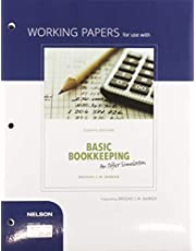 Basic Bookkeeping Working Papers