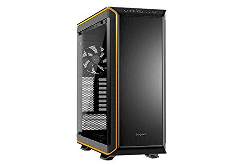be quiet! BGW10 DARK BASE PRO 900 ATX Full Tower Computer Chassis - Black/Orange by be quiet! (Image #8)