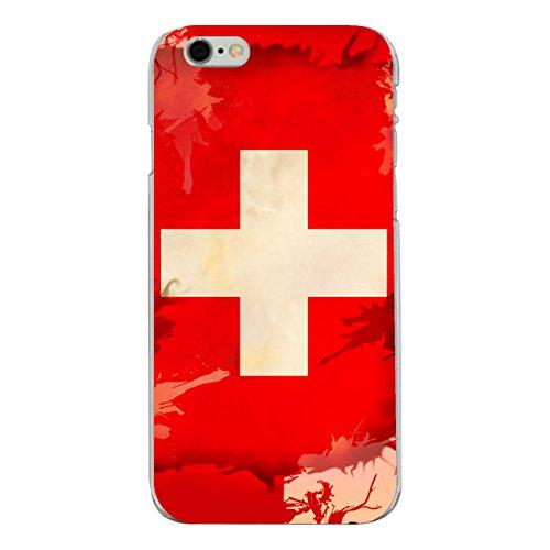 "Disagu Design Case Coque pour Apple iPhone 6 Housse etui coque pochette ""Schweiz"""