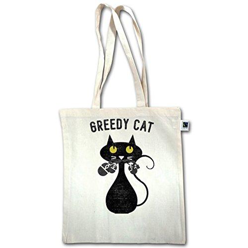 lange Cats Cat Unisize Geeks Greedy Henkel Nerdy Jutebeutel Natural Nerds XT600 SqIxazwF