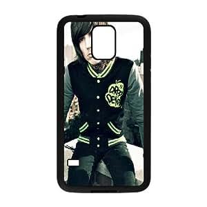 Samsung Galaxy S5 Cell Phone Case Black Bring Me The Horizon I8241317