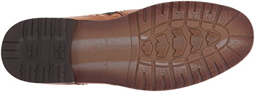 Anglais Blanchisserie Hommes Vola Moto Boot Cognac