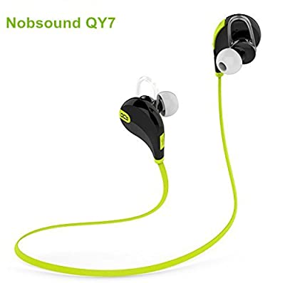 Nobsound QCY QY7 mini sport bluetooth Universal stereo headphones V4.1 headset Microphone