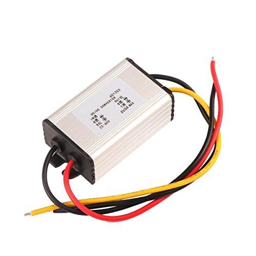 RioRand DCDC Buck Voltage Converter 22-60V 24V/36V/48V to 5V 3A Volt Regulator Step Down Power Supply Module
