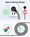 2 Pack Surge Protector Power Strip with 6 Outlets 2