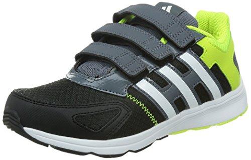 E Sapatos Crianças Preto Para Meninos Desportivos Amarelo Faito Adidas Az Tqf8n
